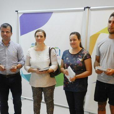 Los ganadores de la Muestra Joven de Gastronomía del Marbella Crea 2014