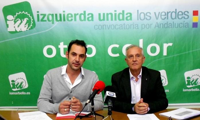 IU convoca a los vecinos de Bello Horizonte a un encuentro para reclamar un terreno educativo adecuado