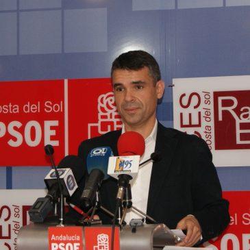 EL PSOE ANDALUZ PIDE QUE SE APARTE DE SUS FUNCIONES AL FRENTE DE URBANISMO, AL CONCEJAL IMPUTADO MIENTRAS SE INVESTIGA LA CAUSA
