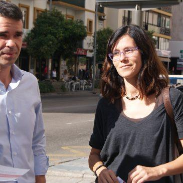 EL PSOE DENUNCIA EL NEFASTO SERVICIO DE PORTILLO