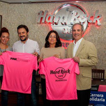 El Ayuntamiento se suma a la Carrera Solidaria Pinktober