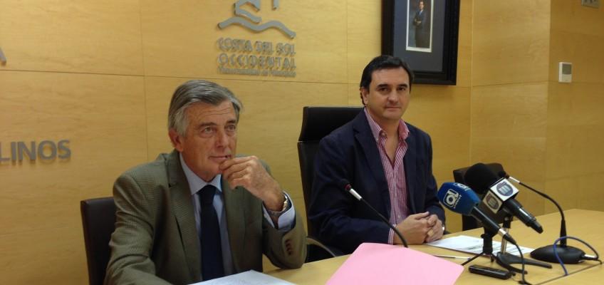 Acosol lleva invertido en esta legislatura 14 millones pese a que ha recaudado sólo 10 de los cánones