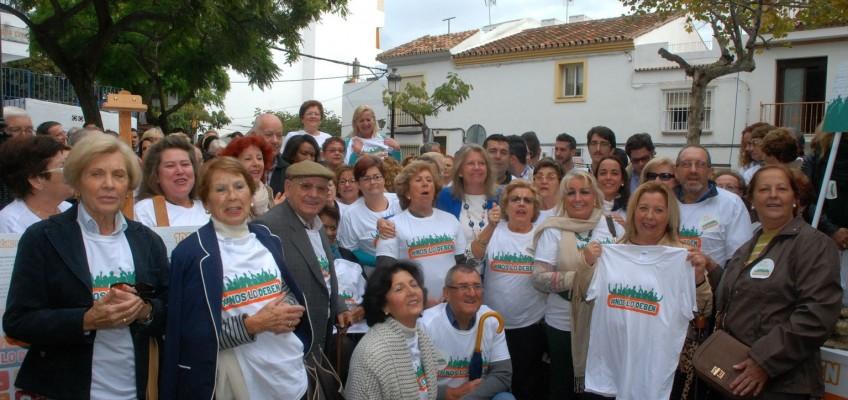 El PP inicia una campaña de recogida firmas para exigir inversiones a la Junta