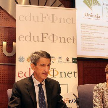 EL PROYECTO EDUFINET Y UNED MÁLAGA PRESENTAN EL CURSO 'TOMA DE DECISIONES FINANCIERAS EN EL ÁMBITO PERSONAL'