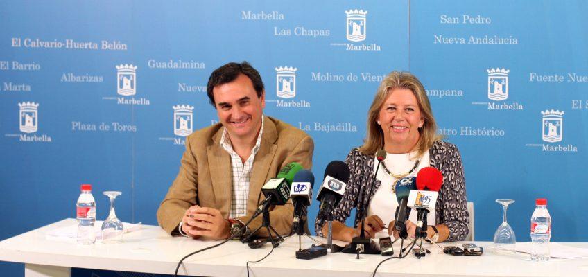 La alcaldesa ha recordado el camino recorrido por el Equipo de Gobierno en materia de transparencia desde 2007