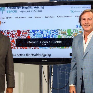la primera jornada del Programa Europeo de Envejecimiento Activo Saludable