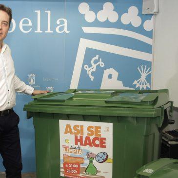 Instalación de 1.250 contenedores ecológicos en el municipio