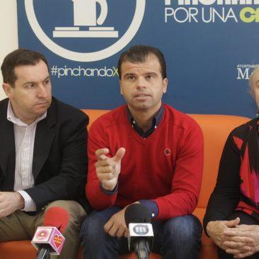 Pinchando por una causa' destinará los fondos que se recauden a Fundatul
