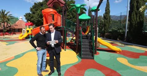 El Ayuntamiento llevará a cabo la remodelación y puesta a punto de todas las áreas de juegos infantiles del municipio