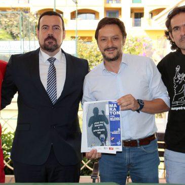 El I Maratón por Relevos de Marbella se celebrará este domingo en la pista de atletismo del Estadio Municipal
