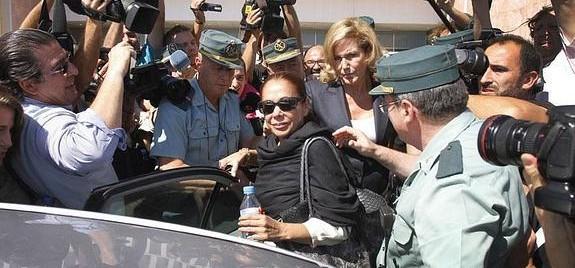 La Audiencia acuerda que Isabel Pantoja cumpla su pena en prisión