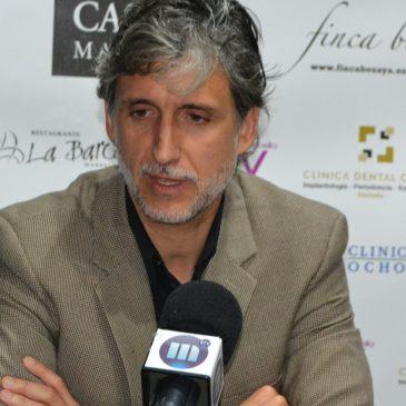 """Pablo Alfaro: """"Buscaremos la victoria en La Línea para acabar bien el año"""""""
