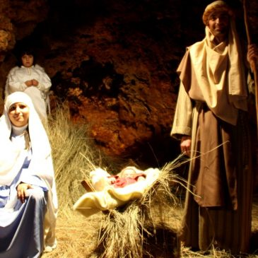 OJÉN ADELANTA LA NAVIDAD AL DOMINGO 21 DE DICIEMBRE CON LA CELEBRACIÓN DEL BELÉN VIVIENTE
