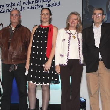 El Palacio de Congresos Adolfo Suárez ha acogido el acto de entrega de los Premios Solidarios 2014