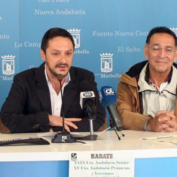 Deportes 'Elena Benítez' de San Pedro Alcántara acogerá este sábado los campeonatos de Andalucía de Karate