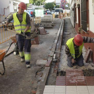 mejora la accesibilidad de la plaza José Agüera y la calle San Miguel de San Pedro Alcántara