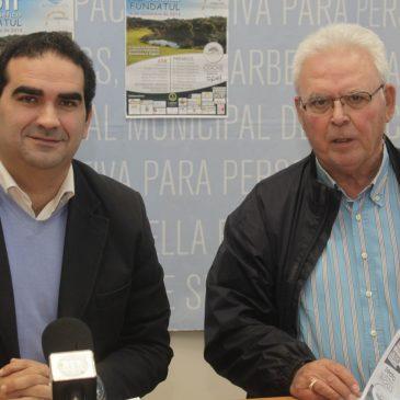 El Ayuntamiento respalda el Torneo de Golf Benéfico Fundatul que tendrá lugar este sábado 6 de diciembre