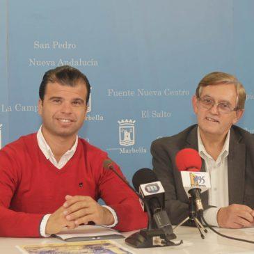 El periodista Tico Medina ofrecerá el III Pregón de Navidad Ciudad de Marbella este viernes 12 de diciembre