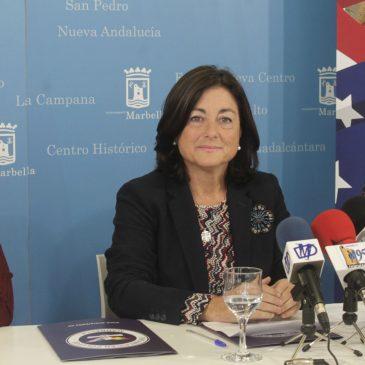 El Ayuntamiento presenta la conferencia 'Inspírate' de Pancho Campo que irá a beneficio de Cudeca y de la Fundación Cesare Scariolo
