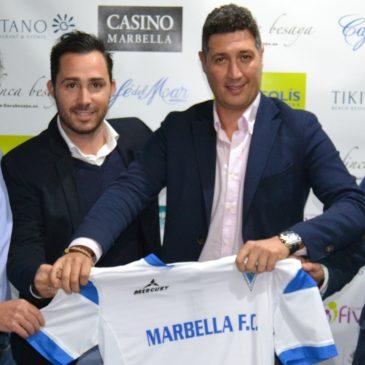 El Marbella FC crea un comité de tres personas para ocuparse de la dirección deportiva