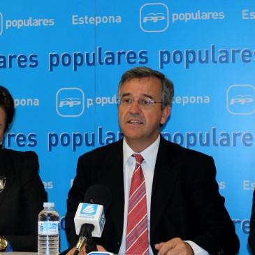 """El PP afirma que """"ya no quedan excusas"""" para que la Junta desbloquee el CHARE de Estepona"""