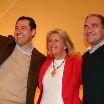 Ángeles Muñoz se presenta a la reelección como alcaldesa de Marbella con el aval de los ocho años de progreso de la ciudad