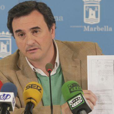 """El Equipo de Gobierno acredita con documentos que el Ayuntamiento """"no ha alterado ningún lindero con Benahavís"""""""