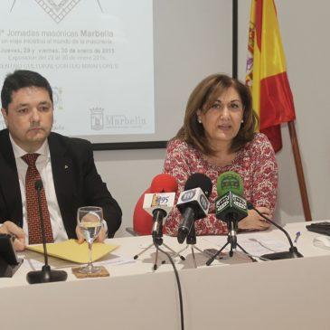 El Cortijo Miraflores acogerá los días 29 y 30 de enero el I Congreso de la Masonería de Marbella
