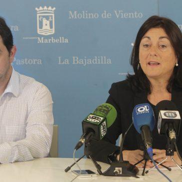 El Ayuntamiento solicitará a la Junta Electoral sustituir la cartelería en papel por digital y presenta una aplicación móvil para los comicios autonómicos