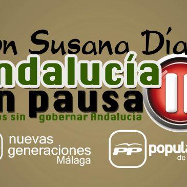 NNGG denuncia que la Junta de Andalucía suma en las políticas para jóvenes 1.000 días en pausa