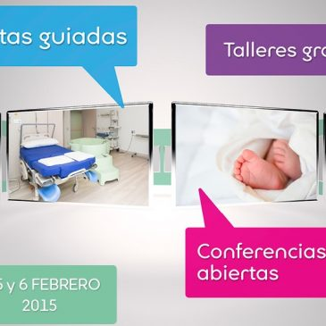 Talleres, charlas y eventos gratitos en Hospital CERAM