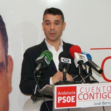 EL PSOE PREGUNTA CUÁLES SON LOS PLANES DE LA ALCALDESA TRAS DECLARAR EL TSJA QUE EL TRASLADO DEL POLÍGONO ES INVIABLE
