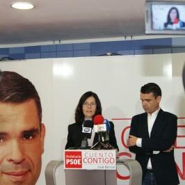 EL PSOE EXIGE QUE SE ACONDICIONE DE UNA VEZ POR TODAS EL CARRIL TRASERO DEL IES VICTORIA KENT COMO RECLAMAN LOS VECINOS