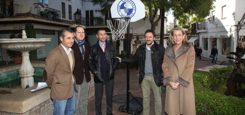 El sábado regresa a Marbella el programa 'Te esperamos en el Centro' con el baloncesto infantil como novedad