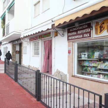 El Ayuntamiento acondiciona y mejora la accesibilidad en la calle Marqués de Estella de San Pedro Alcántara