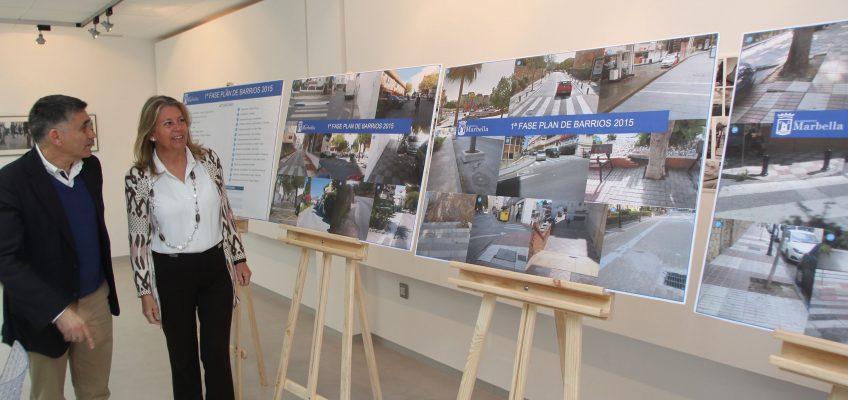 El Ayuntamiento pondrá en marcha este mes la primera fase del Plan de Barrios con 30 actuaciones y una inversión de 1,3 millones de euros