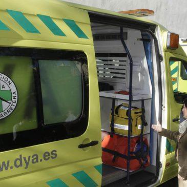 El Ayuntamiento informa de que DYA ampliará sus servicios de transporte adaptado al voto por correo para las elecciones al Parlamento Andaluz