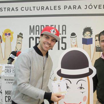 El Ayuntamiento abre el plazo de inscripción en la Muestra Joven de Artes Escénicas del programa Marbella Crea 2015