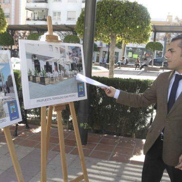 Plan de Aprovechamiento de la Vía Pública en San Pedro Alcántara para mejorar la estética de los negocios