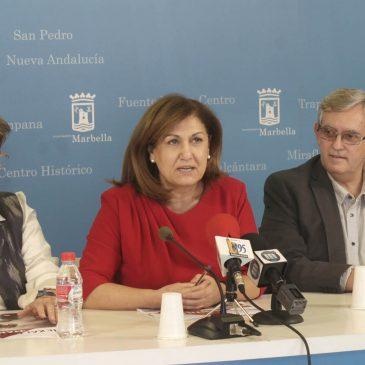 El Teatro Ciudad de Marbella acogerá el 8 de marzo la 'XI Exaltación de la Mantilla Española' a beneficio de la Asociación Ser Humano