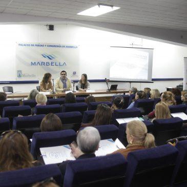 El Palacio de Congresos Adolfo Suárez acoge las Jornadas Comarcales 'La Mediación como Recurso Básico para la Ciudadanía'