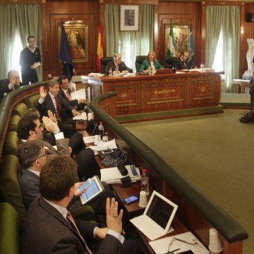 El Pleno aprueba la actualización del patrimonio del Ayuntamiento que asciende a los 517 millones de euros