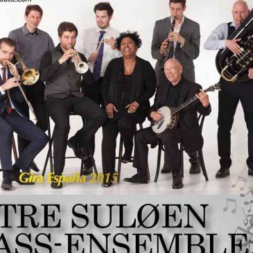 El Teatro Ciudad de Marbella acogerá este viernes un concierto de jazz a cargo de 'Ytre Suløens Jass-Ensemble & Tricia Boutte'