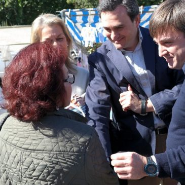 """Félix Romero: """"Nos jugamos mucho en las autonómicas, ya que Marbella es la gran olvidada por la Junta de Andalucía"""""""
