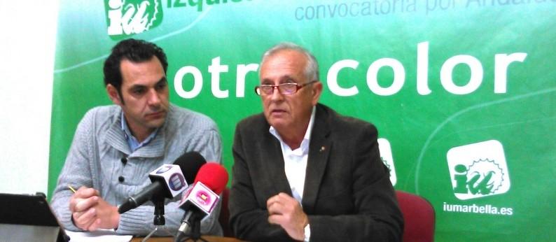 IU solicita en sus alegaciones la caducidad y el archivo del expediente de deslinde entre Marbella y Benahavís