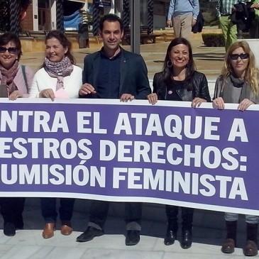 IU impulsará políticas feministas para garantizar la igualdad y combatir la discriminación laboral de las mujeres