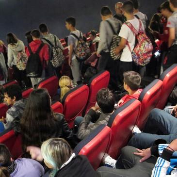 EL XIX programa de prevención 'Cine y Educación en Valores' se clausura con la participación de más de 9.000 estudiantes