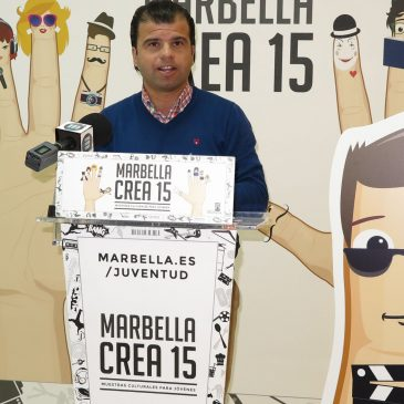 Marbella Crea 2015 abre el plazo de inscripción de la Muestra Joven de Vídeo Creación con 2.250 euros en premios
