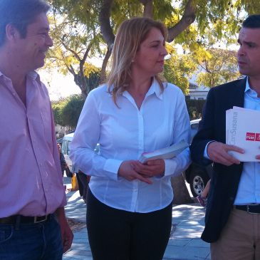 EL PSOE REIVINDICA LA PUESTA EN VALOR DEL CERRO DEL COLORADO Y RECLAMA QUE EL UNO POR CIENTO CULTURAL SE DESTINE A ESTA ACTUACIÓN