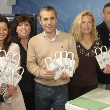 El Ayuntamiento y asociaciones comerciales y vecinales organizan una nueva edición del 'Outlet Marbella de Compras' los días 13 y 14 de marzo